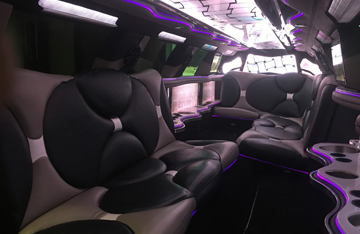 Rent Limousine Bus